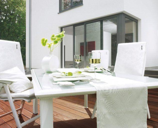 Gartenmöbel-Serie - \'Black & White Line\' von KETTLER | Pinterest ...