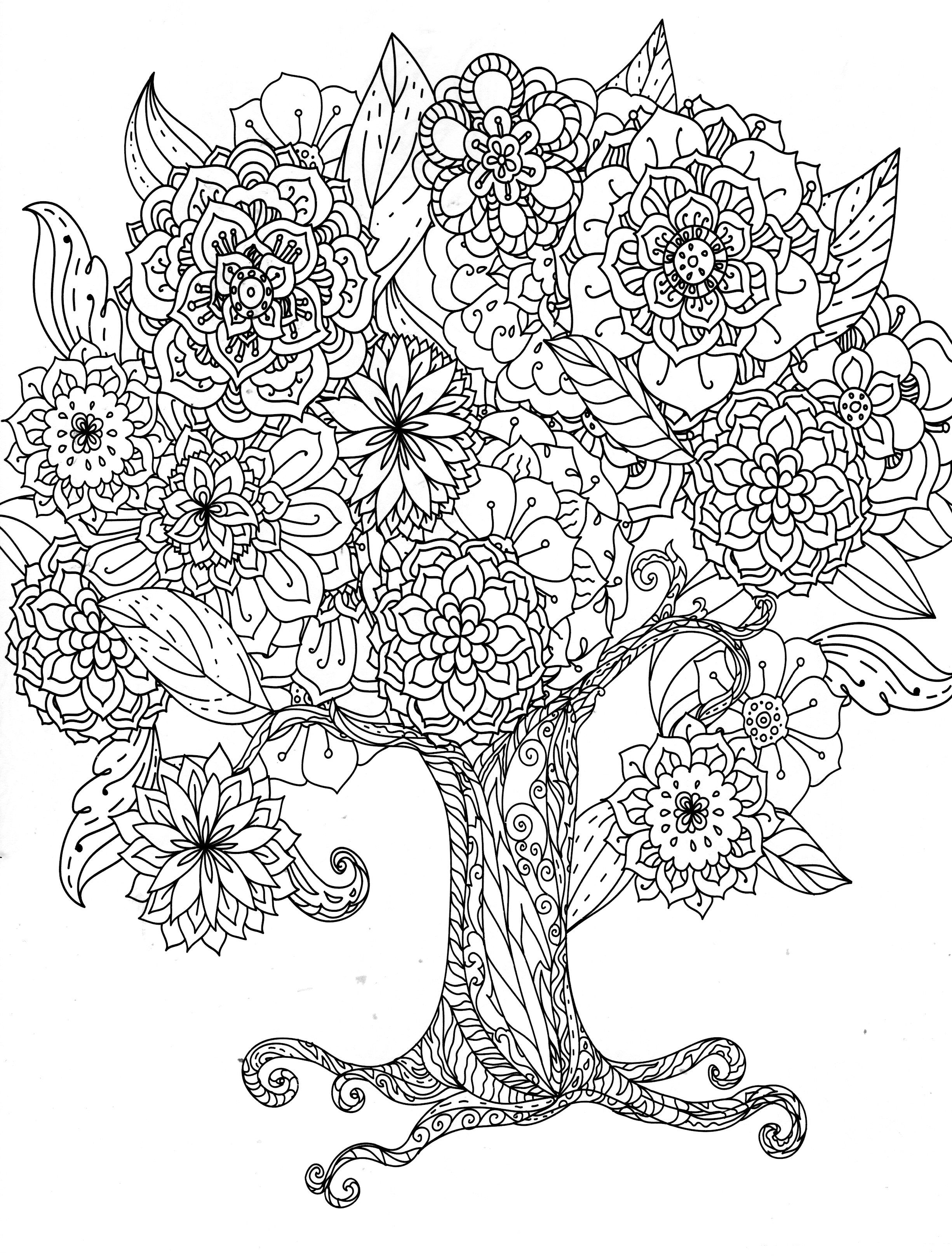 Pin by Jasna S. on Coloring Pages | Pinterest | Mandalas, Coloring ...