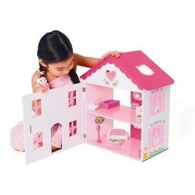 #Hello kitty wooden #dolls house**brand #new**. £59.99rrp  xmas gift,  View more on the LINK: http://www.zeppy.io/product/gb/2/321570447618/