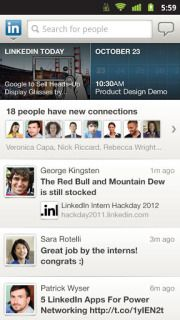 Download free LinkedIn For Android Phones Application V5.1