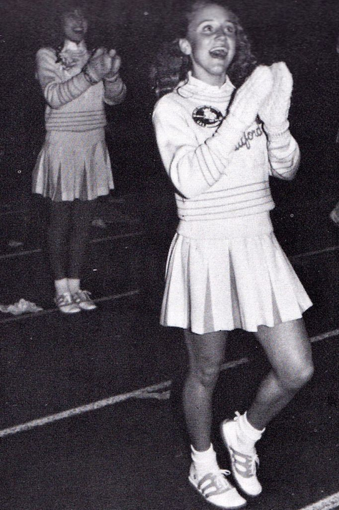 Cheer 3 Cheerleading Uniforms Bobby Socks Cheerleading