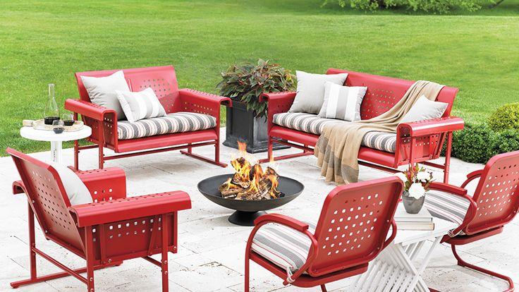 Outdoor Furniture Decor Modular Grandin Road