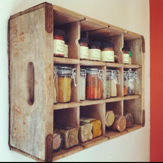 Charmant Wood Rack Is The Perfect Storage Solution For Your Kitchen. It Provides  Plenty Of Space To Keep Cooking Spices Organized And Easily Accessible