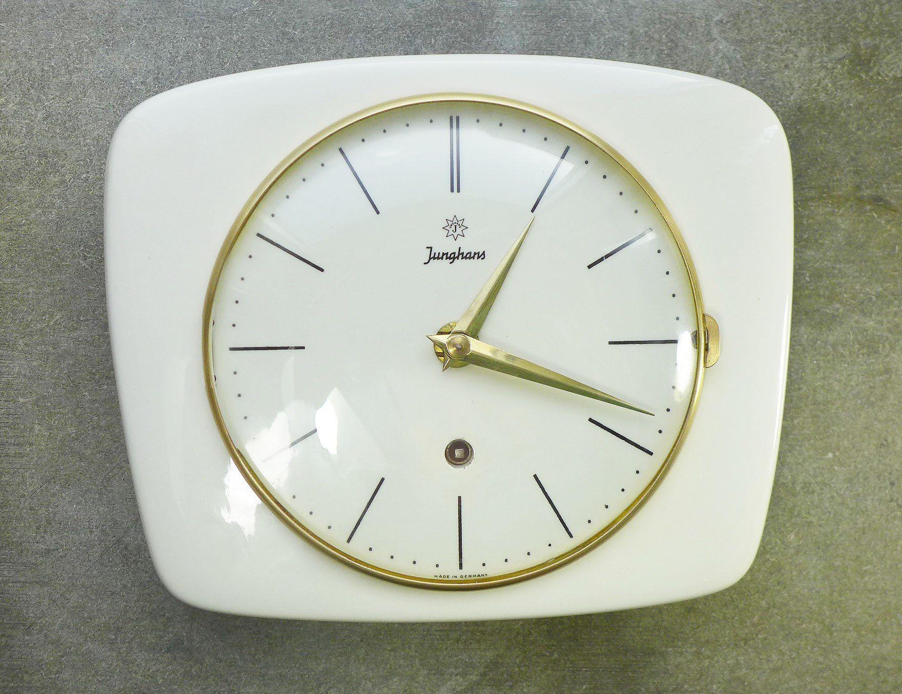 Fantastic Kitchen Clock Wall Clock Made In Germany Ceramic Download Free Architecture Designs Rallybritishbridgeorg