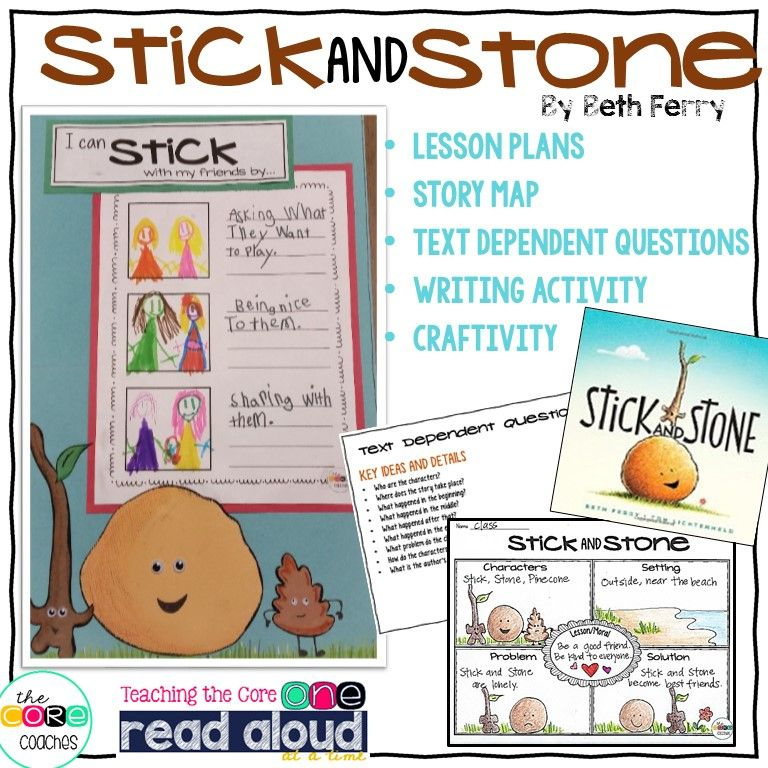 stick and stones and other student essay One half of the world does not know how the other half sometimes we are the student speak softly and carry a big stick sticks and stones may break.