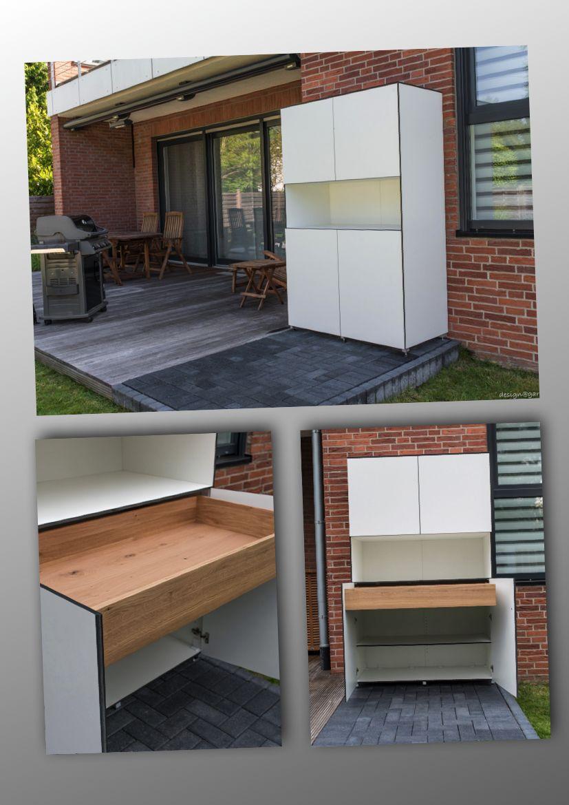 terrassenschrank win by design garten augsburg wetterfest uv best ndig terrassenschrank. Black Bedroom Furniture Sets. Home Design Ideas