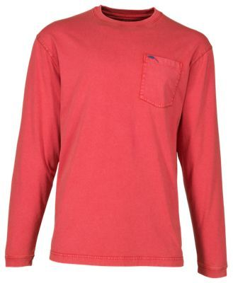 13327cd5f0a42e Bob Timberlake Sulfur-Dyed T-Shirt for Men - Red Ochre - XL ...
