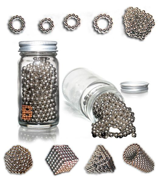 Buckyball Magnets: Fun, Powerful And Versatile Choking