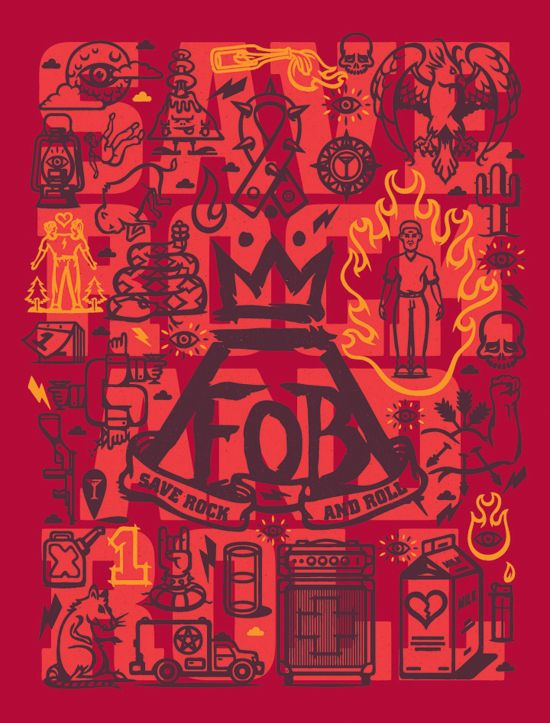 Fall Out Boy Poster Illustration By Kendrick Kidd Fall Out Boy Wallpaper Fall Out Boy Poster Boys Wallpaper