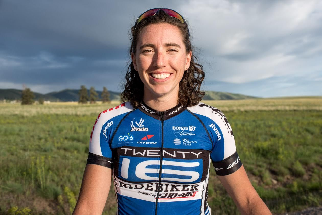 """""""I always dreamt of becoming an Olympian, but never thought I'd be a Paralympian."""" Megan Fisher is an American paracyclist who currently rides for Team Twenty16-Rider Biker. She is a 10-time world champion and two-time Paralympic medalist."""