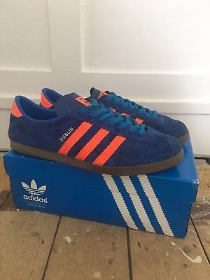 bd3f0f13f8e4 ADIDAS DUBLIN 08 UK 9 LONDON MALMO   Men's Shoes   Adidas sneakers ...