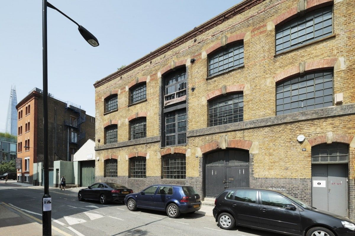 SHOOTFACTORY - Commercial / Industrial - Tanner, London, SE1 - Film, TV, Photo Shoot Locations