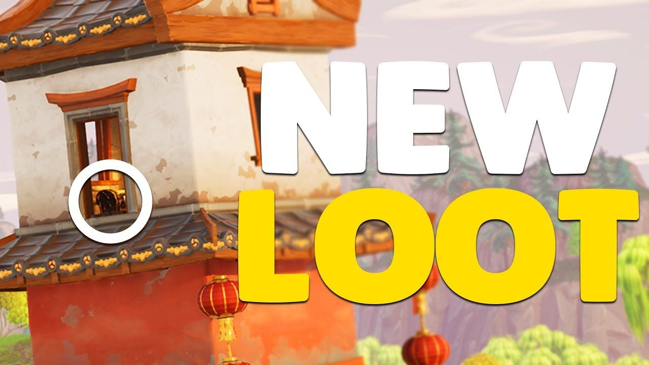 7 best loot shrines locations fortnite battle royale tips building battleroyale - shrines fortnite