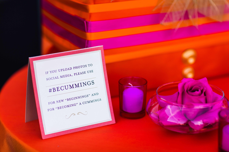 How to Create a Unique Wedding Hashtag Wedding hashtag