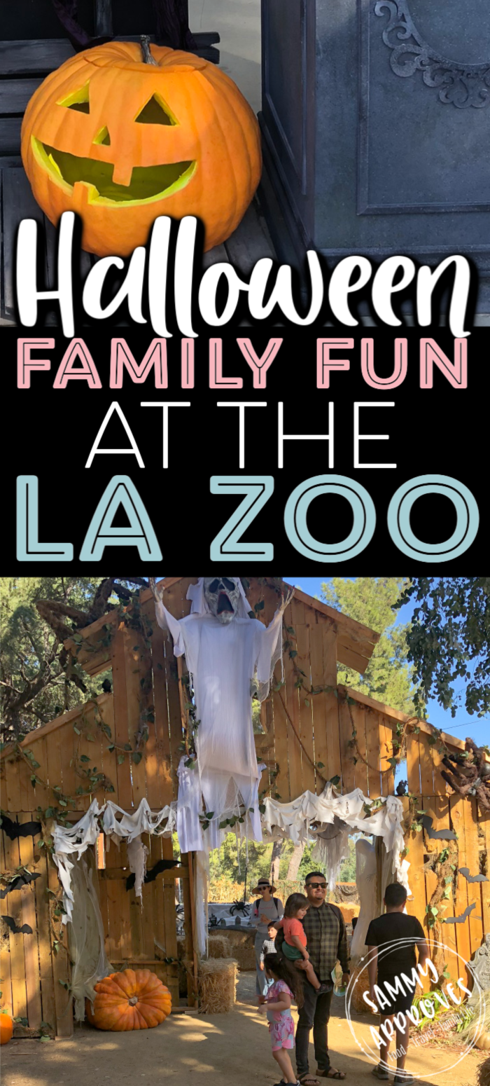 Why You Should Visit Boo At The Zoo La Zoo Halloween Party Halloween Halloween Zoo Halloween Photo Booth