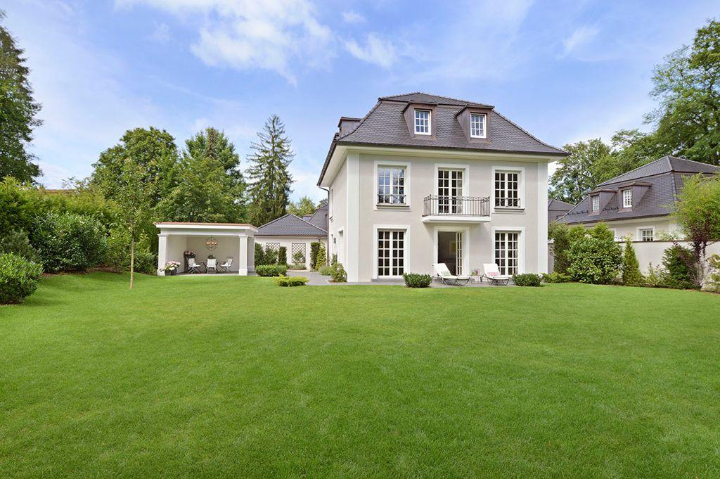 Villa Grünwald (mit Bildern) Immobilien münchen, Villa