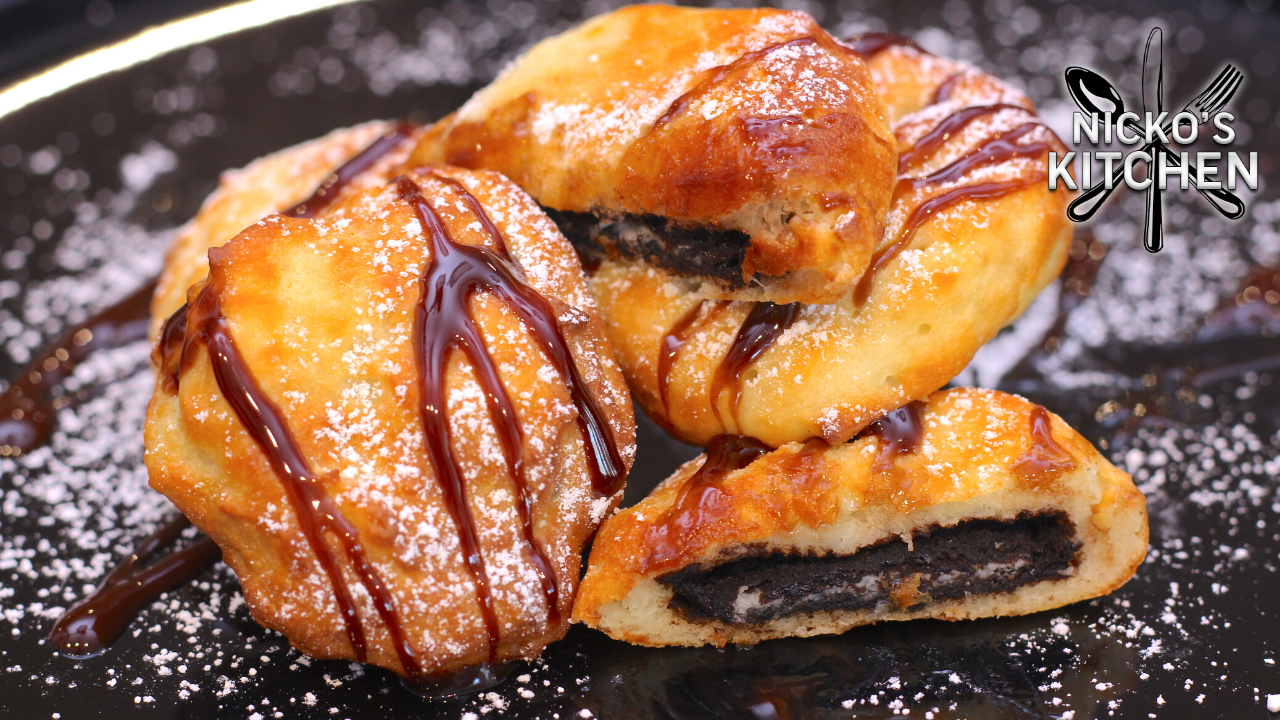 Air Fried Oreos in 2020 Recipes, Snack recipes, Fun cooking