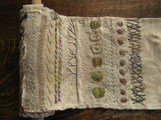 Penny Berens: Tanglewood Threads: Scratching Around