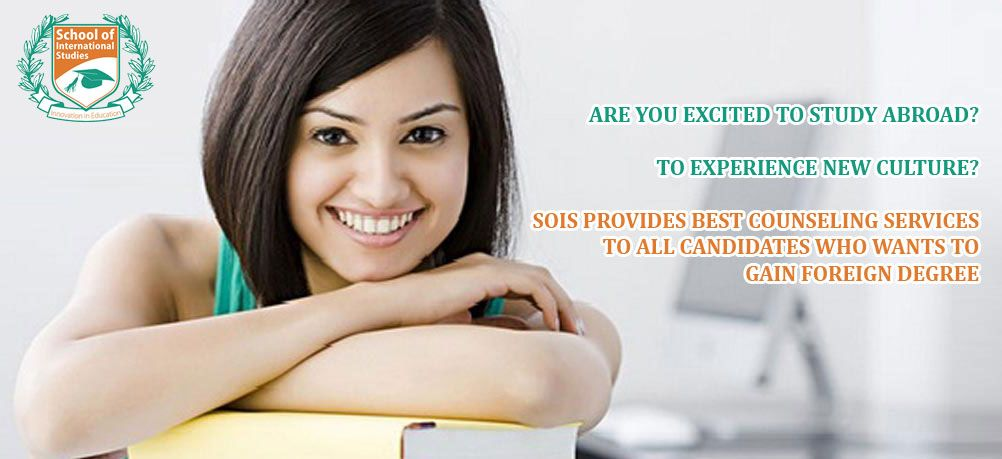 SOIS delivers the students higher international education