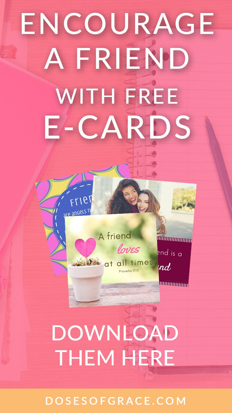 Encourage a friend with these free ecards christianity christian christian ecards kristyandbryce Gallery