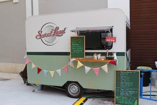 Super Cute Coffee Truck