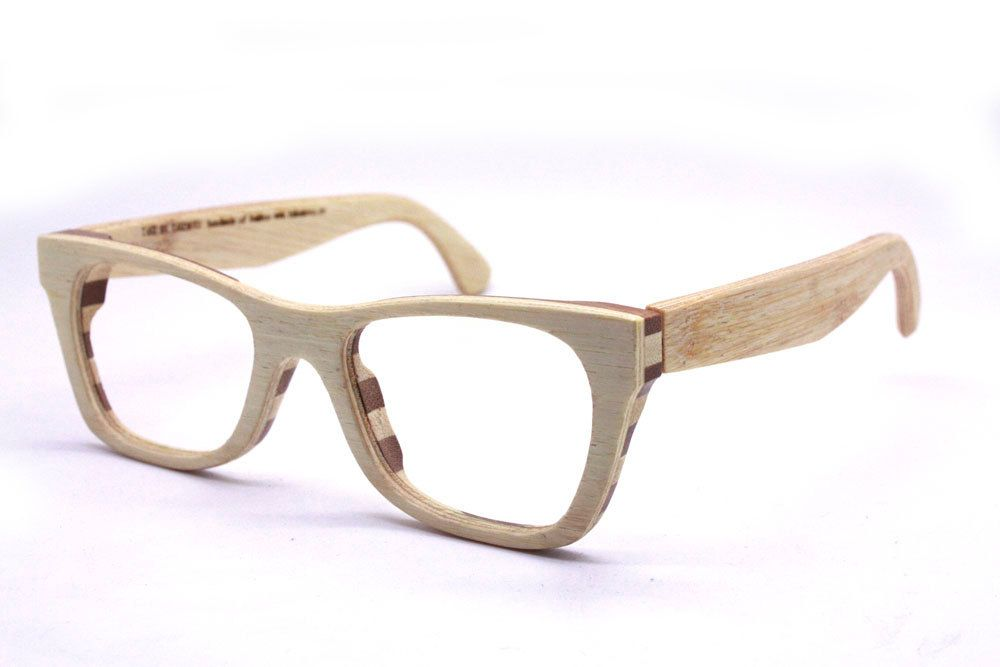 Very special New works handmade bamboo eyeglasses glasses frame ...