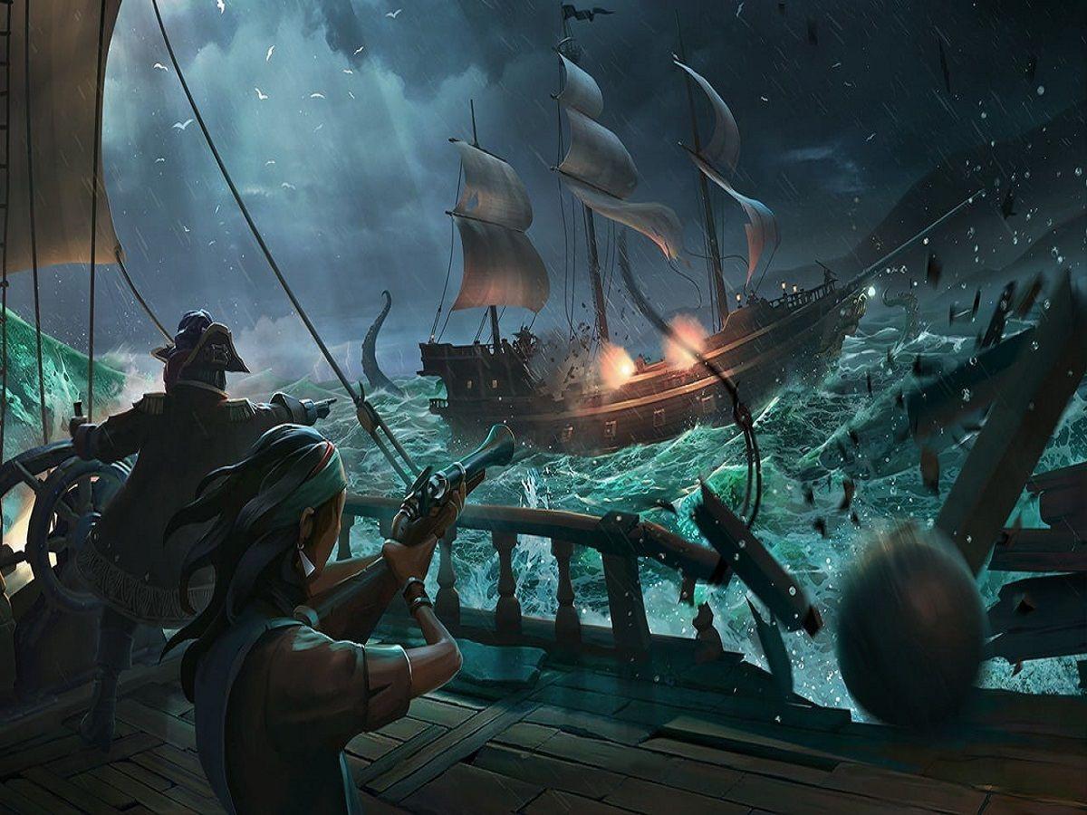 Twitch streamer reaches 'Pirate Legend' status in 'Sea of
