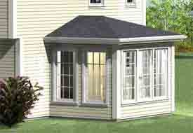 Beautiful How Much Does A Sunroom Cost Per Square Foot