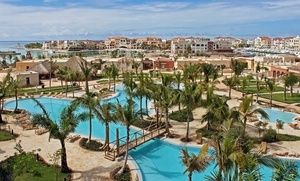 Groupon - 3-, 4-. 5-, or 7-Night All-Inclusive Stay at Alsol Luxury Village in Punta Cana, Dominican Republic in Dominican Republic. Groupon deal price: $5.85