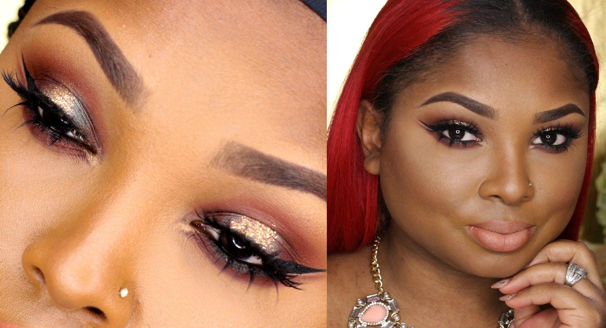 Marsala Palette Makeup Tutorial
