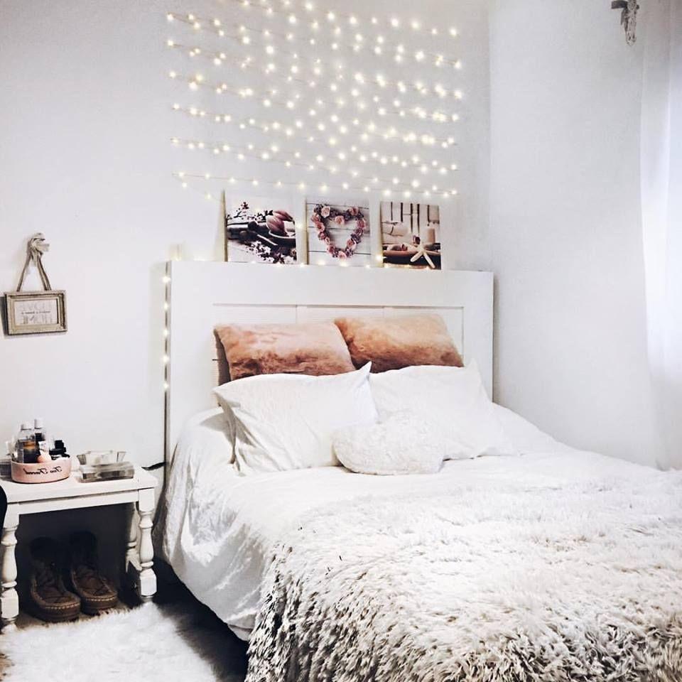 Teen Bedroom Ideas Pinterest Part - 16: Insta And Pinterest @amymckeown5