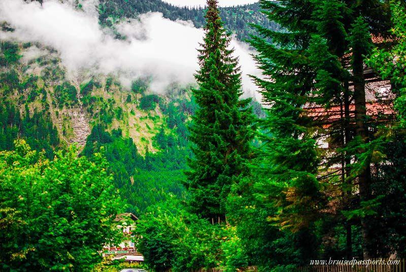 Roadtrip of Germany - The German Alpine Road