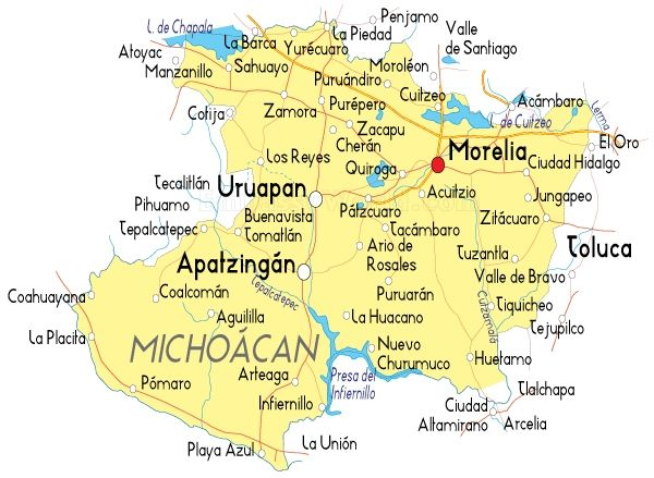 michoacan mexico | michoacan | My Mexican Heritage | Mexico ...