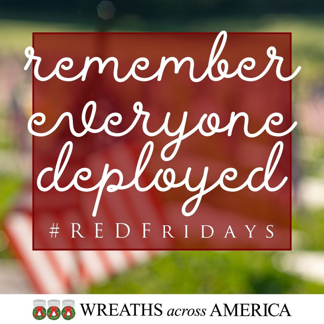 Pin by Crystal Wessel on R.E.D. Friday Wreaths across