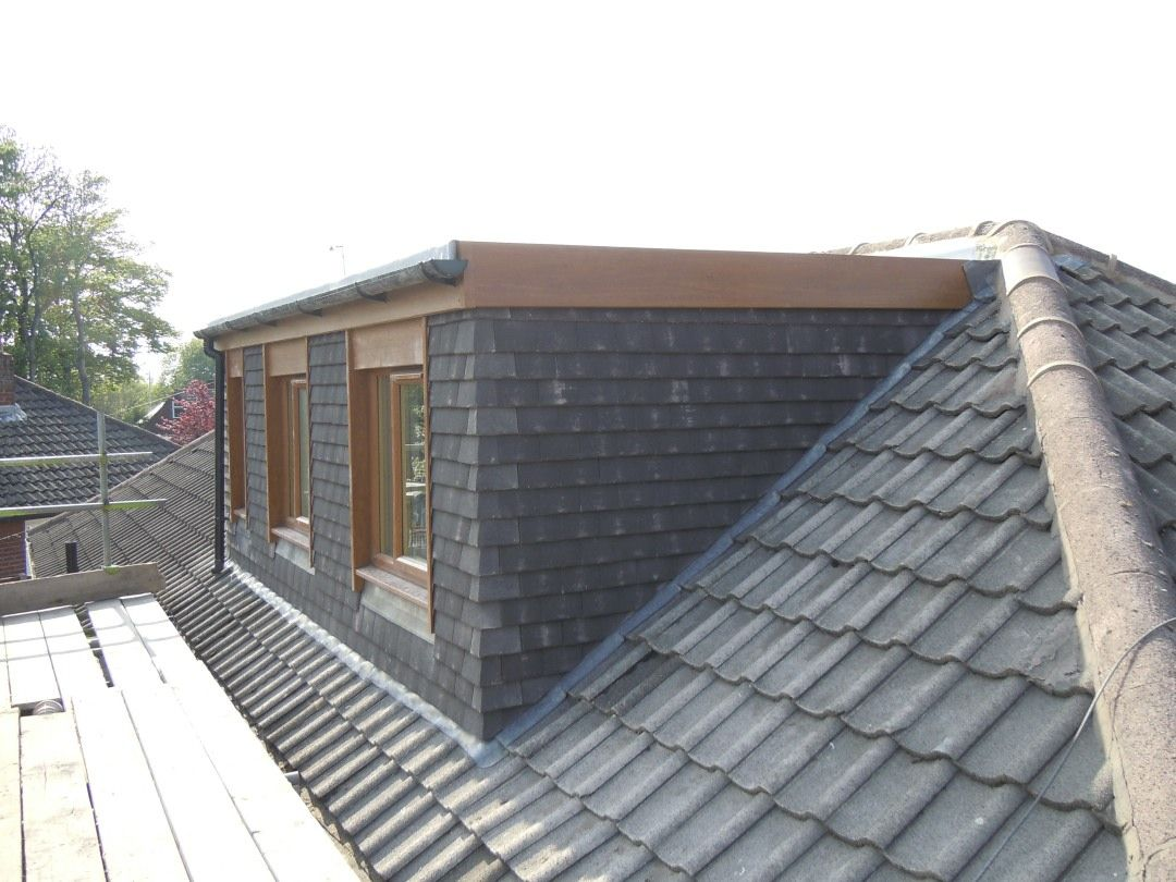 Flat Roof Dormer Conversion Google Search Attics