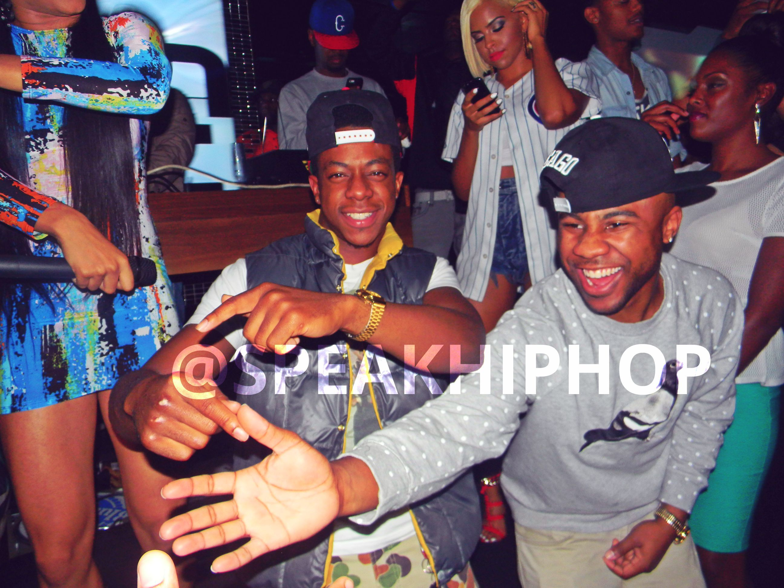 Chicago Celebrities At The Bevy On September 15th Celebrities Captain Hat Performance