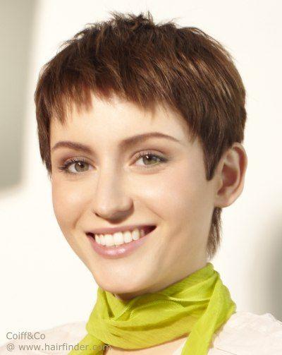 Pin on Short hair 8