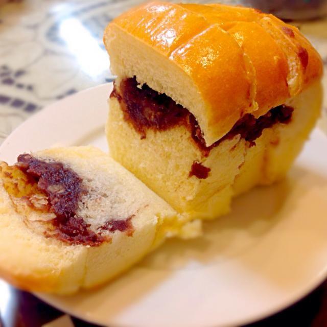 食あんパン(^^)とは、ビックリの食感でした〜 - 142件のもぐもぐ - 食あんパン(^^)  これがまた、美味しかったです。 by アライさん