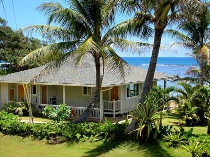 Plantation Style Cottage Hawaii Homesbeach