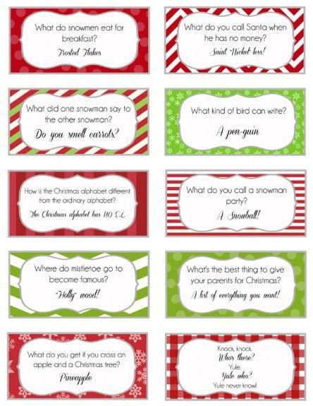 Elf On The Shelf Joke Cards Christmas Jokes For Kids Christmas Jokes Christmas Crackers