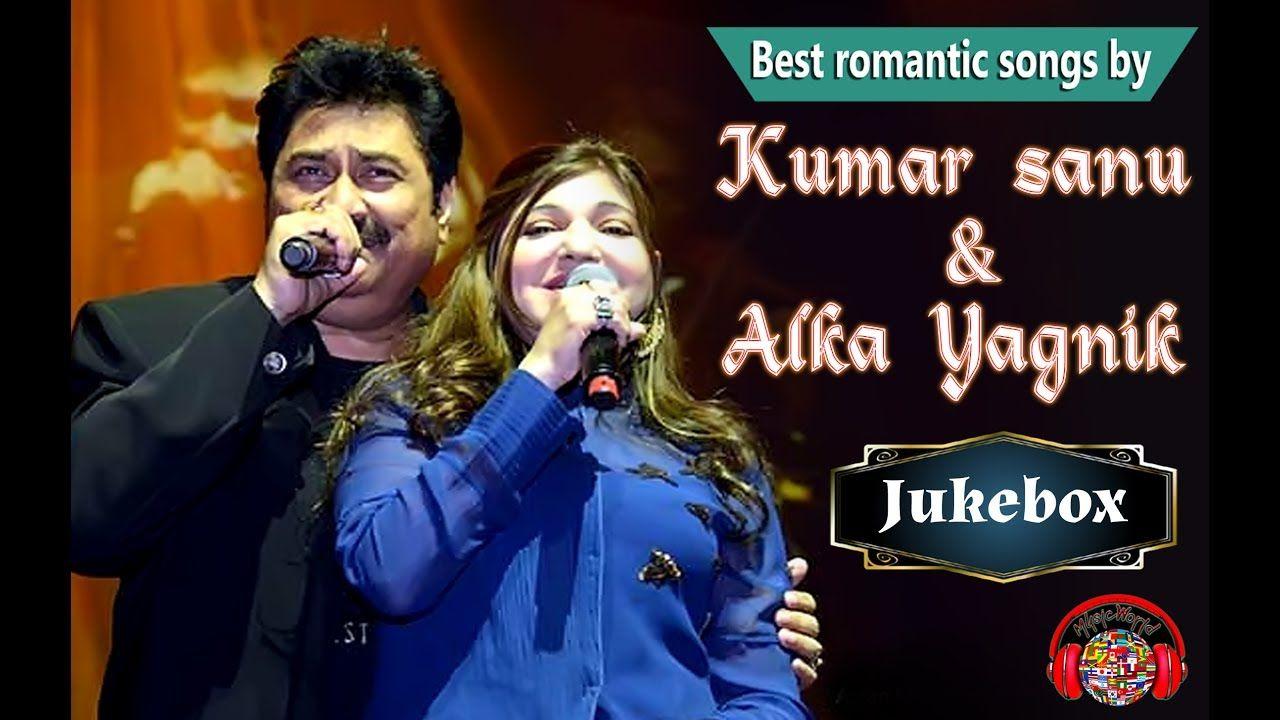 Best romantic songs by kumar sanu & alka yagnik jukebox I