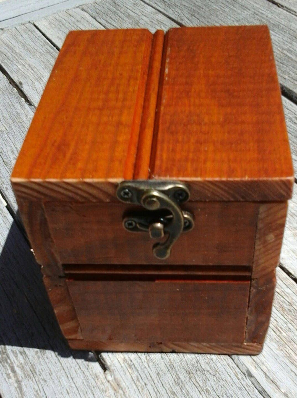 Boite huile essentielles en bois rangement voyage aromathérapie /doses homéopathiques/ cadeau ...