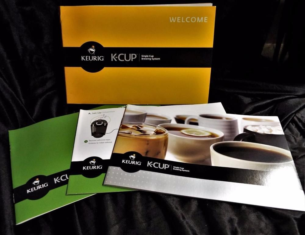 Keurig K40 K45 Elite Single K Cup Brewing System Coffee Maker