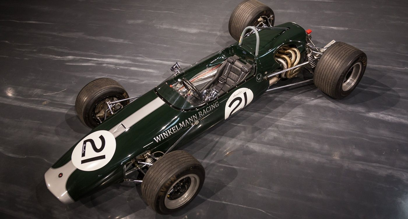 F1 World Champion Jochen Rindt\'s road and racing cars are for sale ...