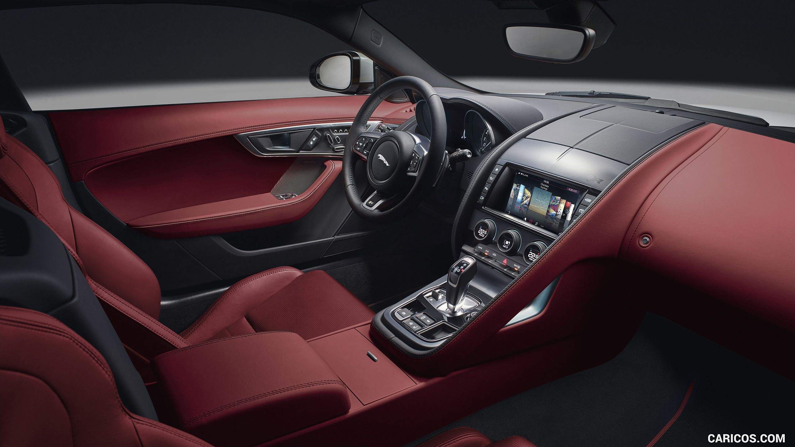 Perfect Jaguar F Type R Coupe Interior And Pics In 2020 Jaguar F Type Jaguar Jaguar Car