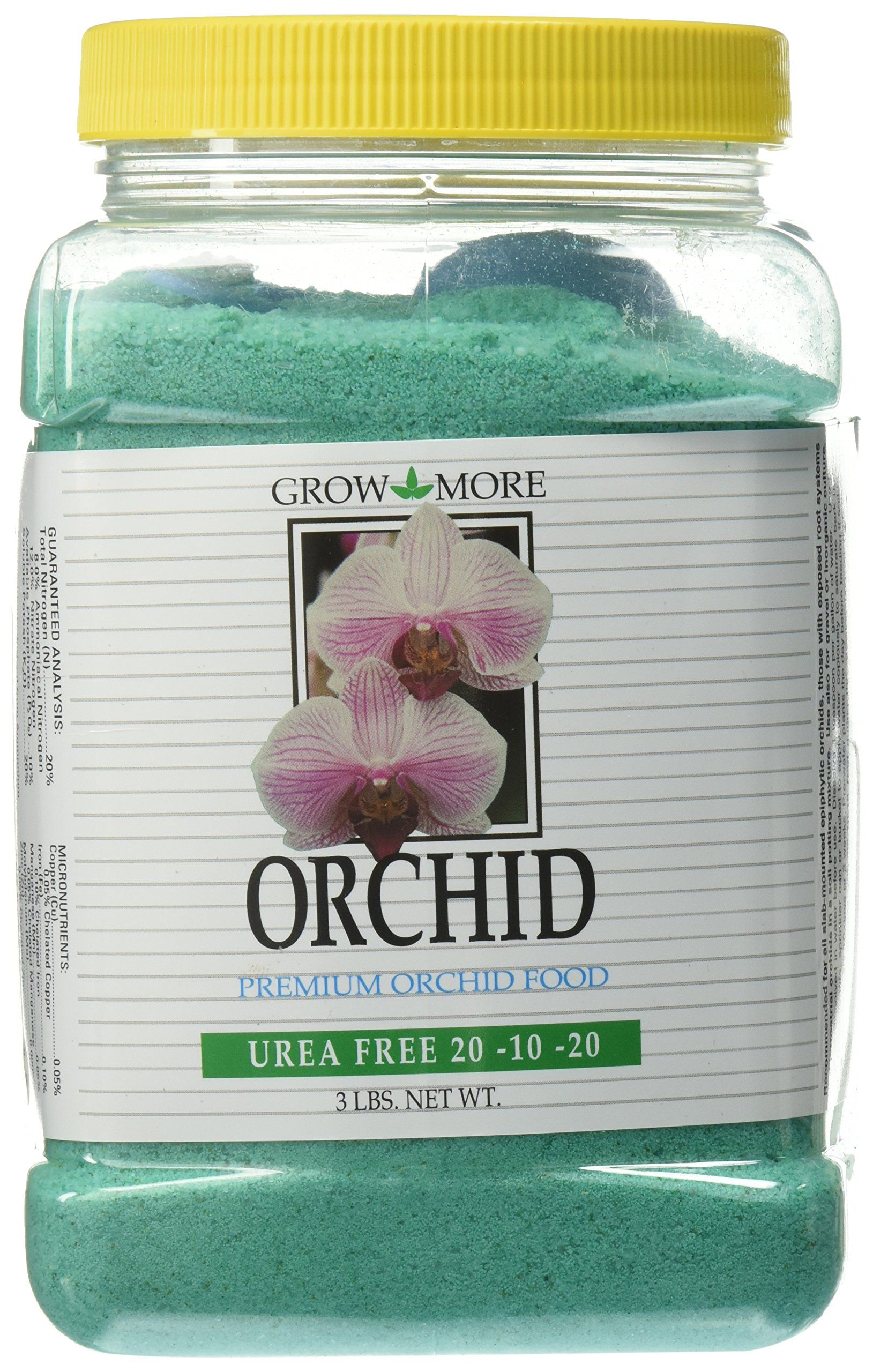 Grow More 7517 Urea Free Orchid 201020 Fertilizer 3pound You Can Find More Details By Visiting The Image Link Orchid Food Fertilizer Orchids