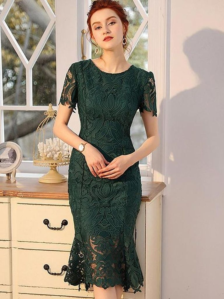 25 Fabulous Fall Lace Dress You Must Have Fall Lace Dress Casual Silk Dresses Designer Dresses