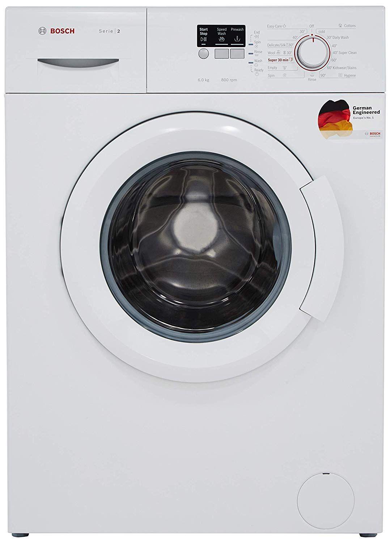 Bosch Vs Lg Front Load Washing Machine