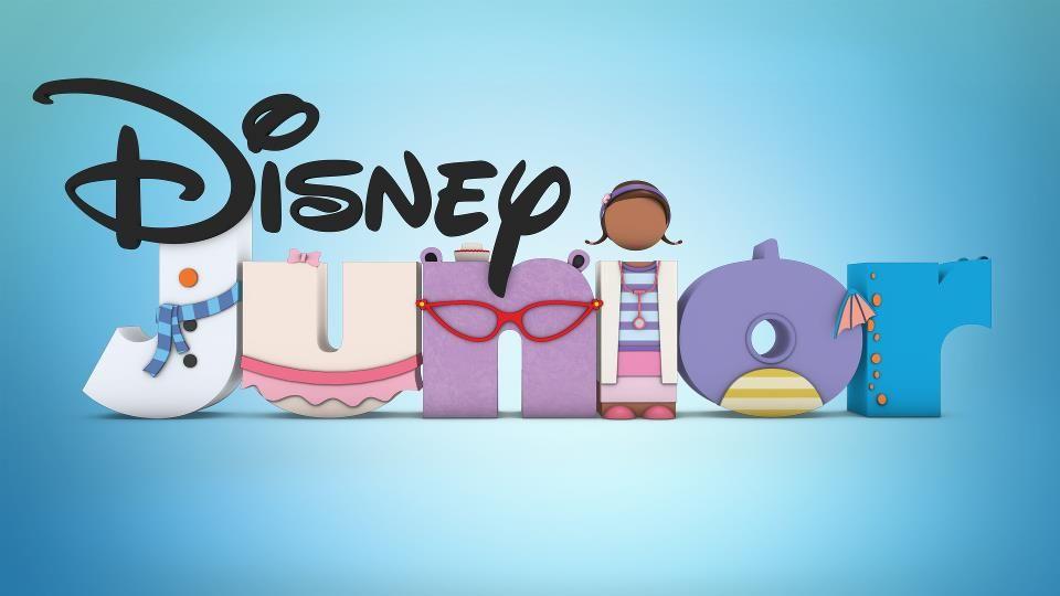 Disney Junior Logo  Doc Mcstuffins Variation  DisneyJunior