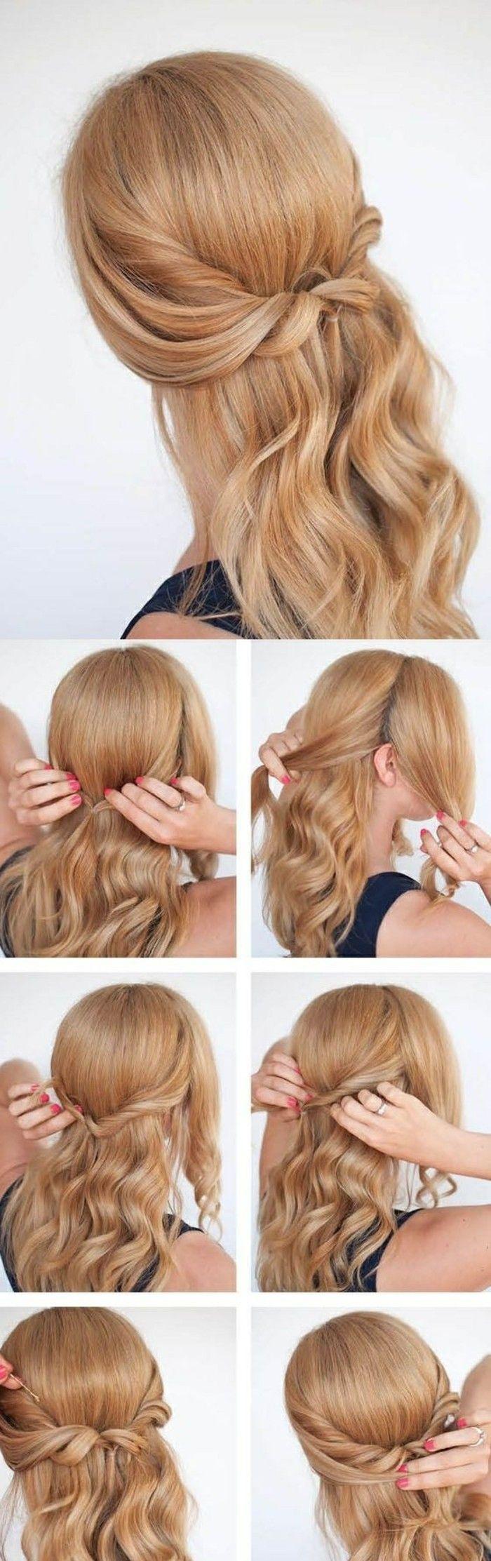 1001 Ideen Fur Schone Haarfrisuren Plus Anleitungen Zum Selbermachen Haarfrisuren Frisuren Fur Lockiges Haar Geflochtene Frisuren